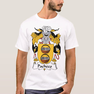Pacheco Family Crest T-Shirt
