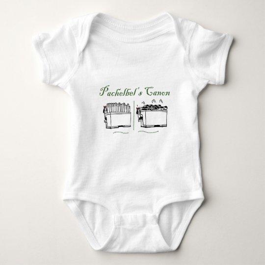 Pachelbel's Canon Baby Bodysuit