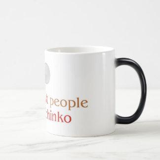 Pachinko morphing mug