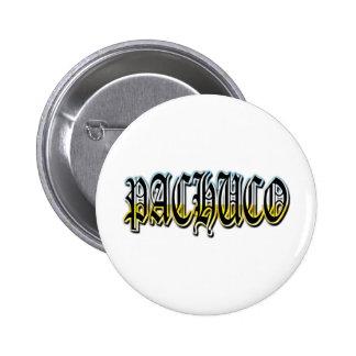 Pachuco Pinback Button
