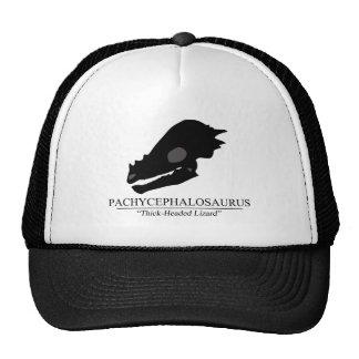 Pachycephalosaurus Skull Trucker Hat