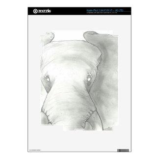 Pachyderm iPad 3 Skin