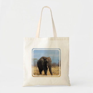 Pachyderm Small Canvas Tote Bag