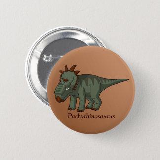 Pachyrhinosaurus Pinback Button