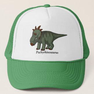 Pachyrhinosaurus Printed Trucker Hat