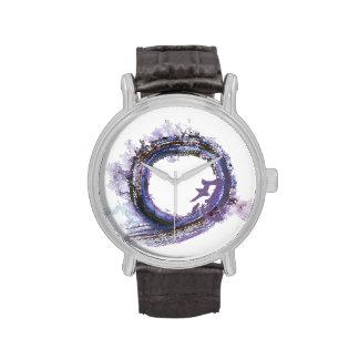 Paciencia en la púrpura, Enso Relojes De Pulsera