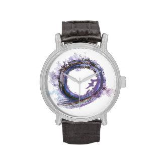 Paciencia en la púrpura - Enso Relojes De Mano