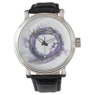 Paciencia en la púrpura, Enso Reloj De Mano