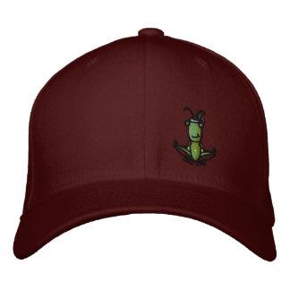 Paciencia, gorra del saltamontes gorra de béisbol bordada