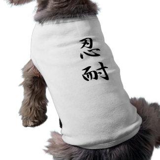 Paciencia - Nintai Camisas De Perritos