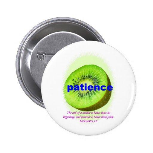 Paciencia Pin
