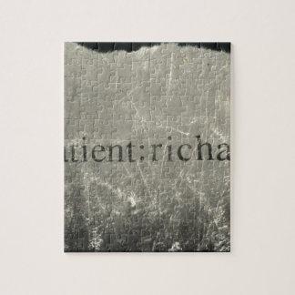 Paciente oficial: Richard Merch Puzzle