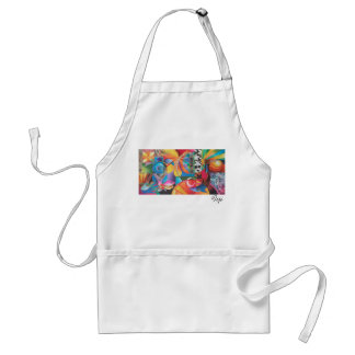 PACIFIC AFTERNOON APRON