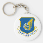 Pacific Air Forces Keychains