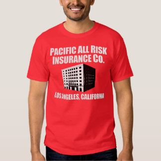 Pacific All Risk Insurance Company Camisas