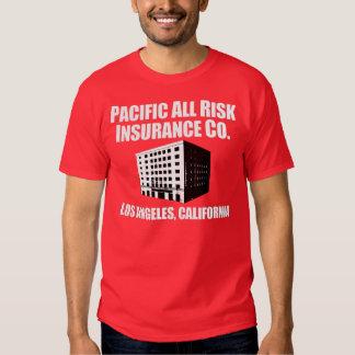 Pacific All Risk Insurance Company Playera