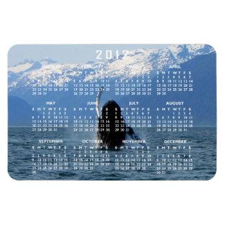 Pacific Ballet; 2012 Calendar Rectangular Photo Magnet