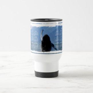 Pacific Ballet; 2012 Calendar Travel Mug