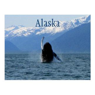 Pacific Ballet; Alaska Postcard