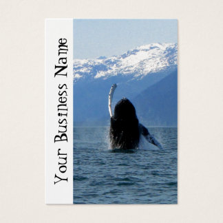 Pacific Ballet Business Card