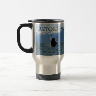 Pacific Ballet; Customizable 15 Oz Stainless Steel Travel Mug