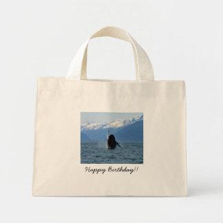 Pacific Ballet; Happy Birthday Mini Tote Bag