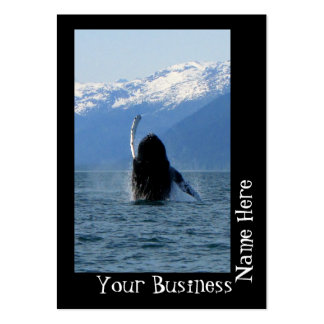 Pacific Ballet Large Business Card