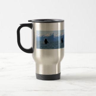 Pacific Ballet 15 Oz Stainless Steel Travel Mug
