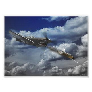 Pacific Battle Photo Print