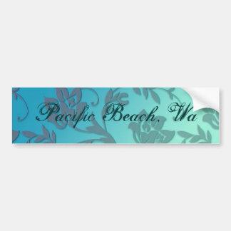 Pacific Beach, Wa #1 Bumper Sticker