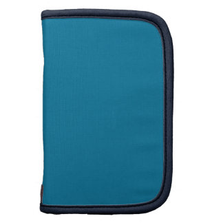 Pacific Blue Blue Traditional One Color Organizers
