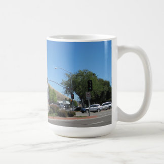 Pacific Coast Building, San Luis Obispo, CA Coffee Mug