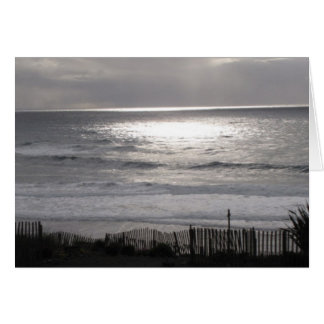 Pacific Coast Card Note Card
