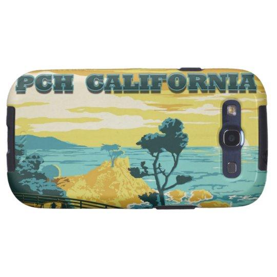 Pacific Coast Highway Samsung Galaxy SIII Cover