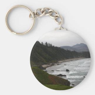 Pacific Coast Keychain