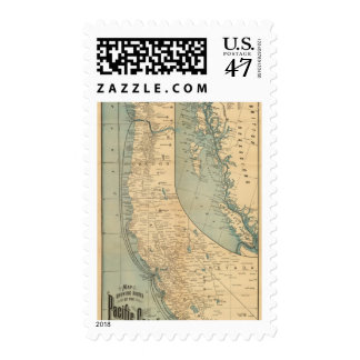 Pacific Coast Steamship Company Postage