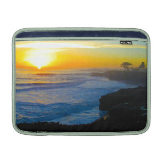 Pacific Coast Sunset Rickshaw Mac Air sleeve MacBook Air Sleeve