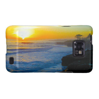 Pacific Coastal Sunset Samsung (T) CaseMate Samsung Galaxy SII Cover