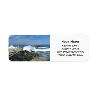 Pacific Crashing In Label