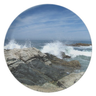 Pacific Crashing In Plate