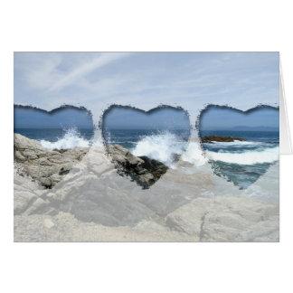 Pacific Crashing In; Sweet Nothings Card