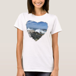 Pacific Crashing In T-Shirt