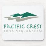 Pacific Crest Mouse Mat