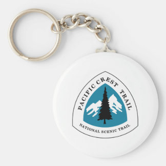 Pacific Crest Trail Keychain