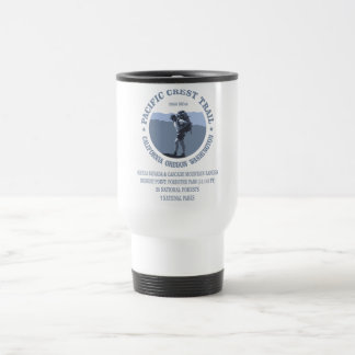 Pacific Crest Trail 15 Oz Stainless Steel Travel Mug