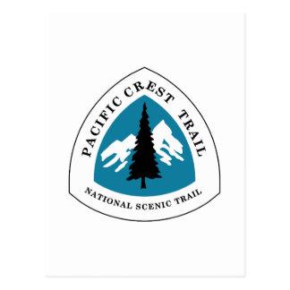Pacific Crest Trail Postcard