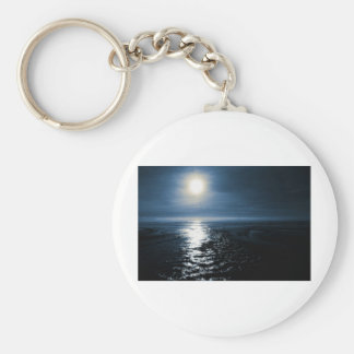 Pacific Eventide Keychain