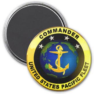 Pacific Fleet Commander Magnet