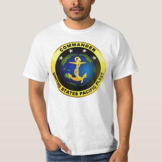 Pacific Fleet Commander T-Shirt