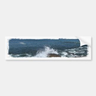 Pacific Froth Bumper Sticker